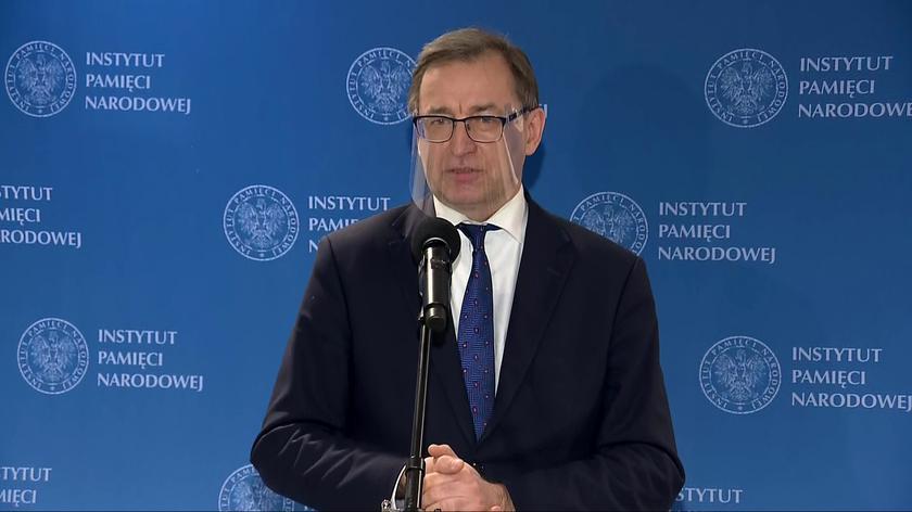 Komunikat prezesa IPN: Tomasz Greniuch złożył rezygnację z funkcji szefa wrocławskiego oddziału Instytutu