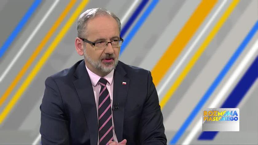 Minister zdrowia Adam Niedzielski: odnotowaliśmy dziś 2640 nowych zakażeń