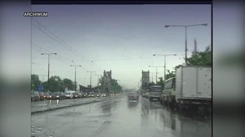 Burza w gminie centrum