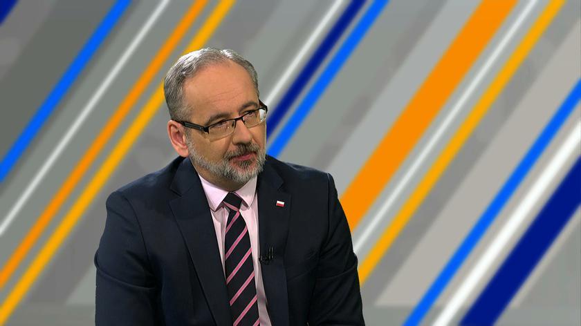 Minister zdrowia o szczycie czwartej fali