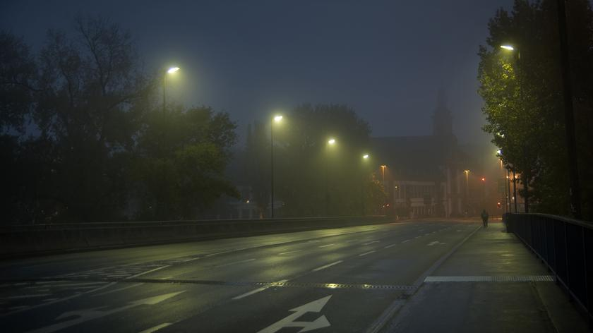 Pogoda na noc 19/20.10