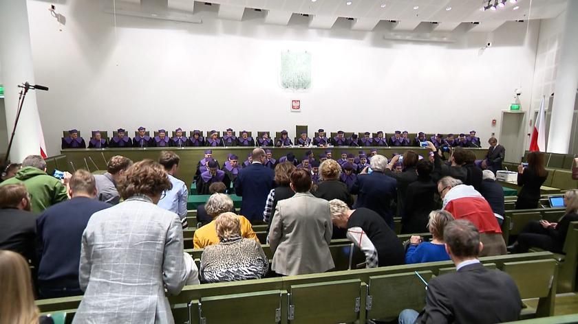 Sąd Najwyższy zdecydował w sprawie sędziów wskazanych przez nową KRS
