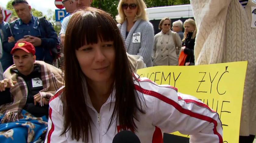 Paraolimpijka: jeśli mam być twarzą tej rebelii, to jestem gotowa