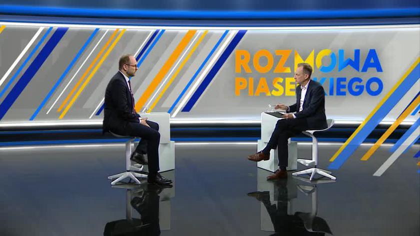 Przydacz: Raman Pratasiewicznie wystąpił w Polsce o azyl, ale o ochronę międzynarodową