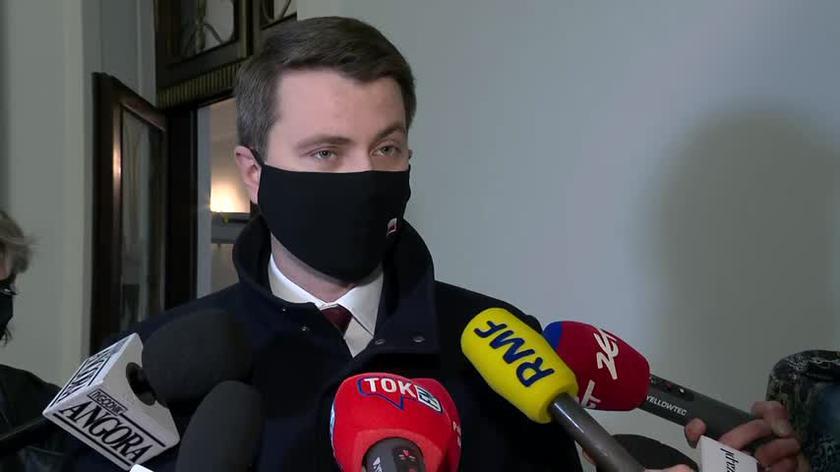 Piotr Mueller o karach za kopalnię Turów