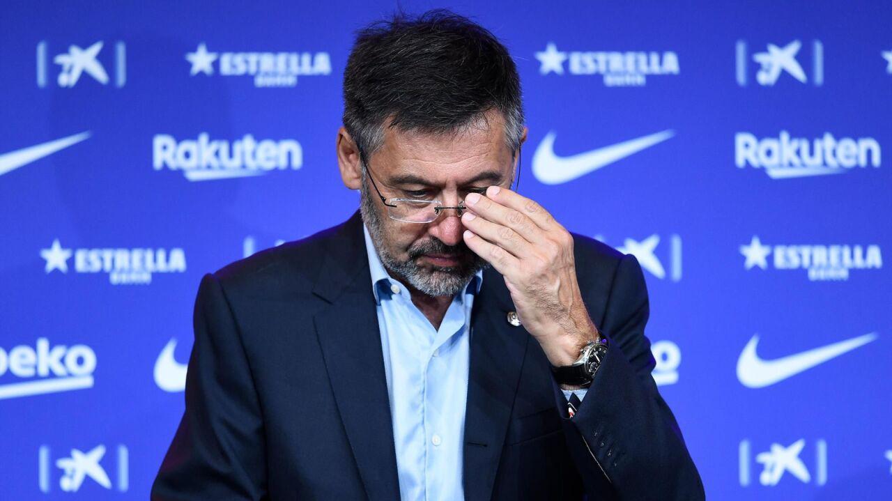 Media: prezydent Barcelony oskarżony