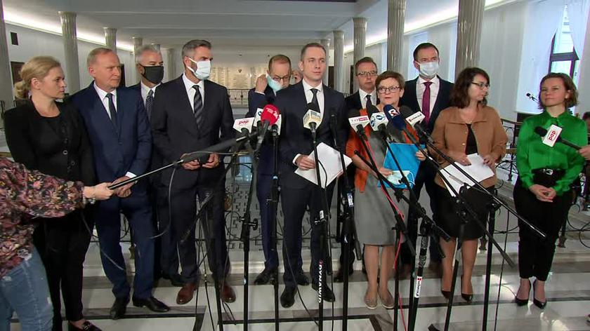Krystyna Szumilas o kontroli w resorcie edukacji