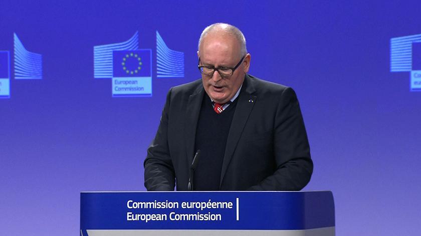 Komisja Europejska od 2016 roku śledzi sytuację w Polsce