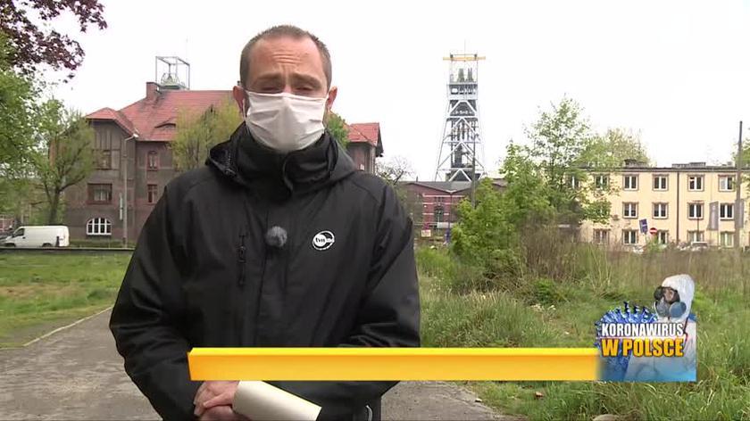 Kolejni zakażeni górnicy na Śląsku