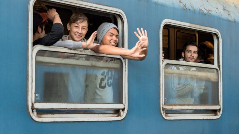 Wznowiono ruch pociągów międzynarodowych z dworca Keleti w Budapeszcie