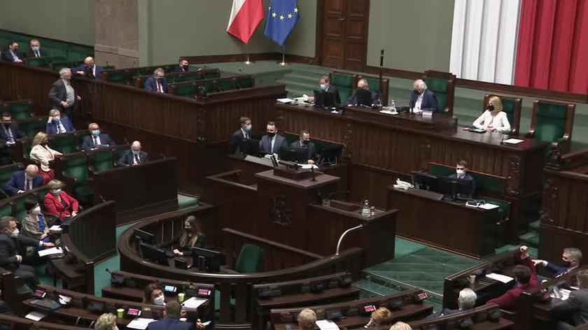 Głosowanie w sprawie obniżenia maksymalnych wysokości stawek procentowych, według których wyliczana ma być składka na Deweloperski Fundusz Gwarancyjny