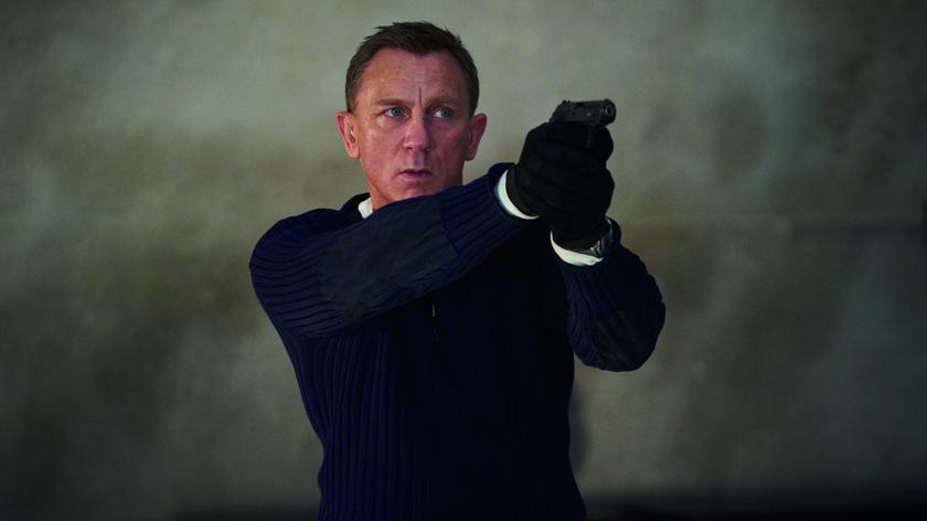 """""""Nie czas umierać"""" - najnowszy zwiastun filmu o Jamesie Bondzie"""