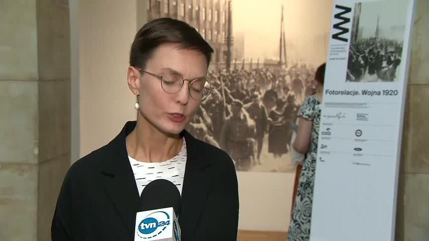 """Co zobaczymy na wystawie """"Fotorelacje. Wojna 1920""""?"""