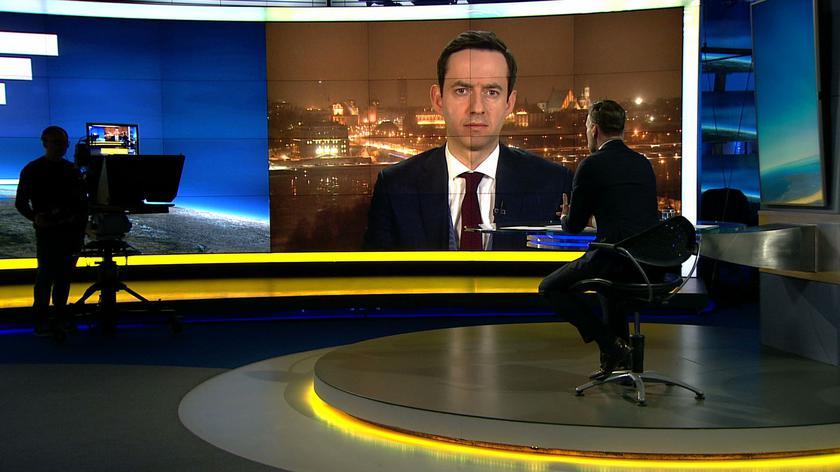 Ociepa: to jest koniec kariery Adama Bielana jako poważnego polityka
