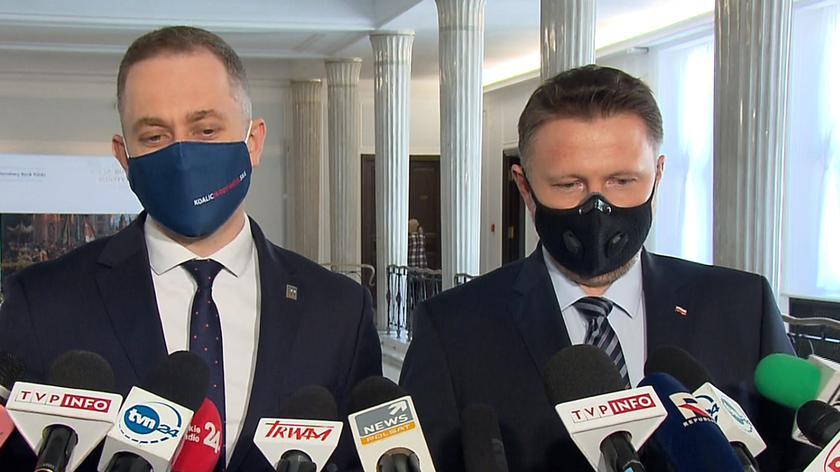 Gawkowski: władze PiS-u boją się, że ujawnienie prawdy o wyborach prezydenckich to dopiero początek
