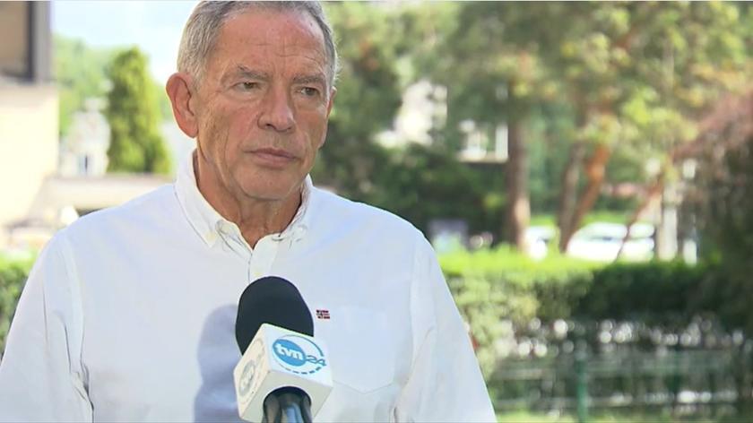 Były minister spraw zagranicznych Dariusz Rosati o rezygnacji Jacka Czaputowicza