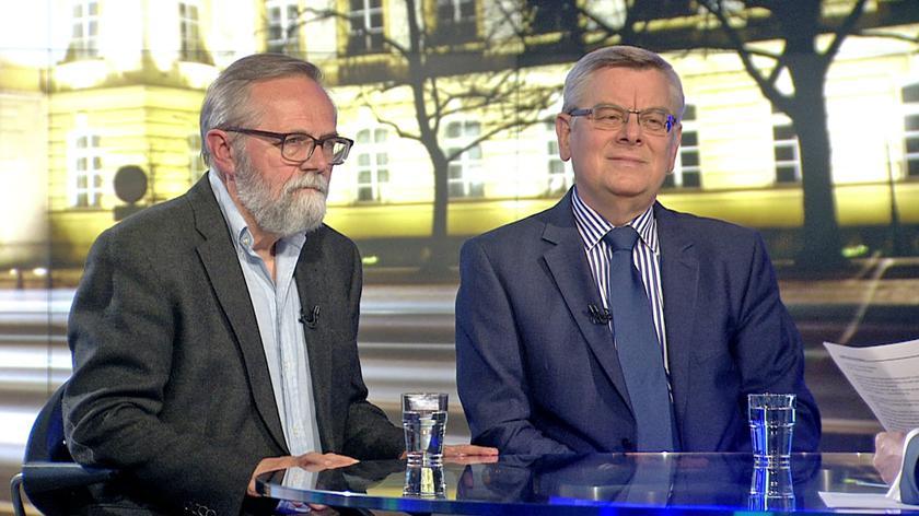Nałęcz: prezes Kaczyński elementarnie nie szanuje pani Szydło