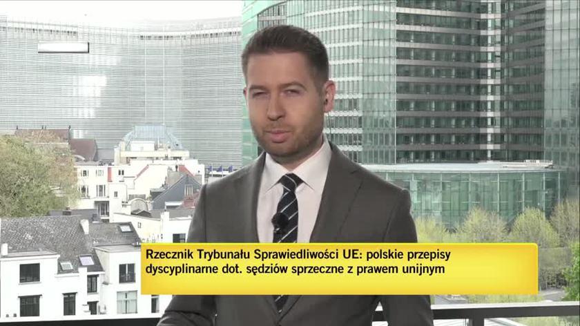 Maciej Sokołowski o słowach Sebastiana Kalety na temat opinii Rzecznika Generalnego TSUE