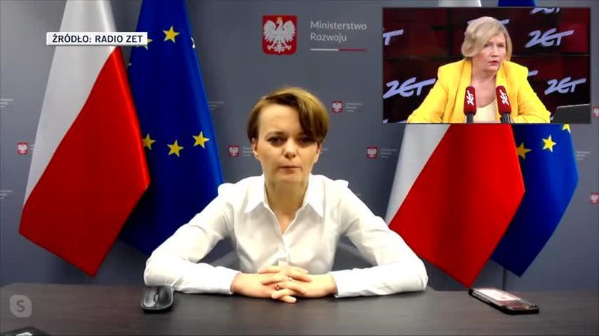 Wicepremier Emilewicz o bonie turystycznym