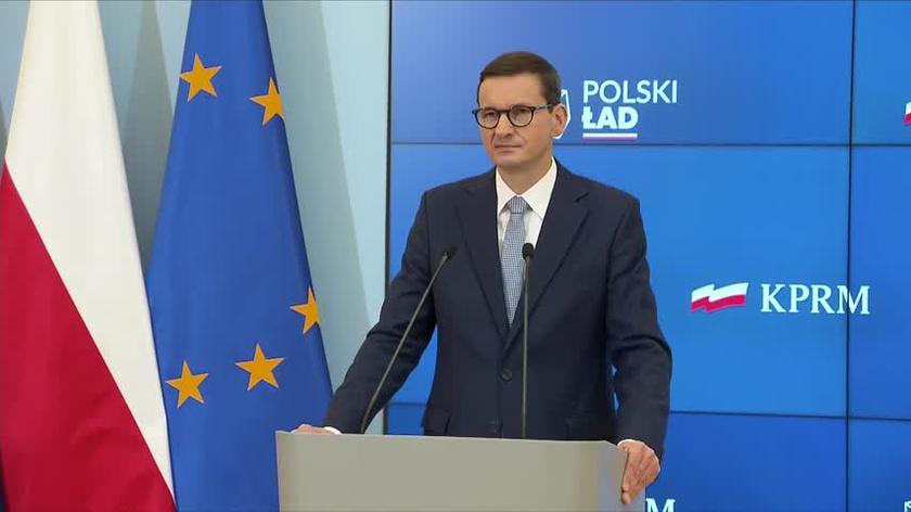 Premier: jeżeli w UE obowiązują prawo i praworządność, to nie powinniśmy się obawiać żadnych kłopotów z wypłatą środków