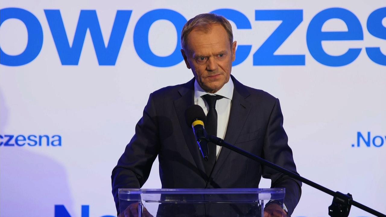 Donald Tusk o działaniach prokuratury w sprawie Mariana Banasia