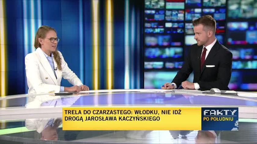 Arleta Zalewska o sporze na Lewicy: nie wykluczam, że powstanie w Sejmie nowe koło lub klub