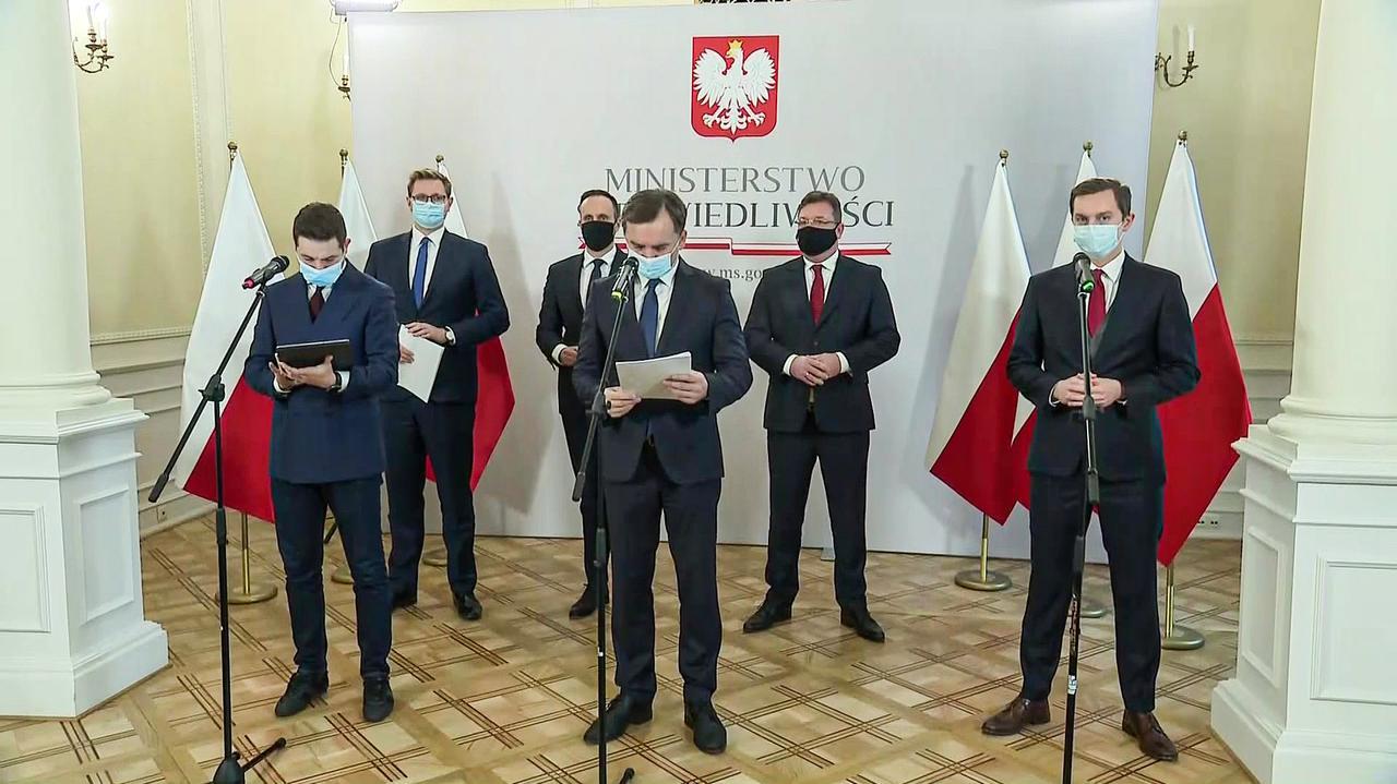 Ziobro: Polska powinna użyć weta, nie ma innej możliwości