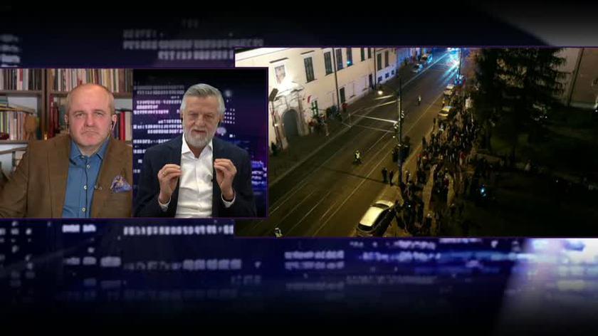 Zybertowicz: Janowi Pawłowi II można najwyżej zarzucić naiwność