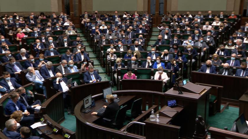 Ryszard Terlecki o ustawie o wynagrodzeniach dla parlamentarzystów