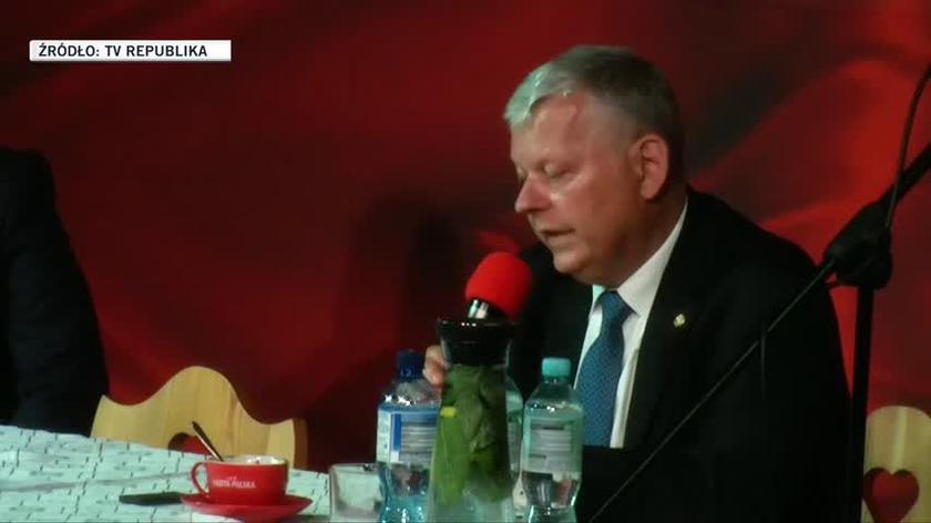 Marek Suski: pewnie nie wycofamy się pod naciskiem Stanów Zjednoczonych