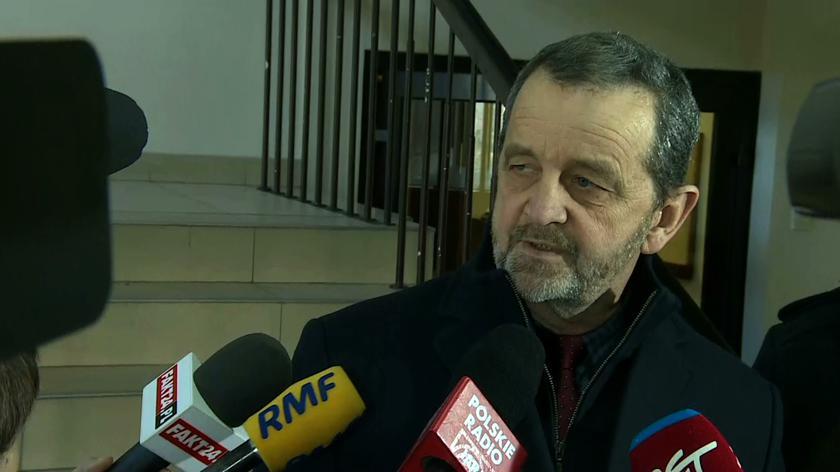 Mec. Posiej odpowiada na komentarz ministra Błaszczaka
