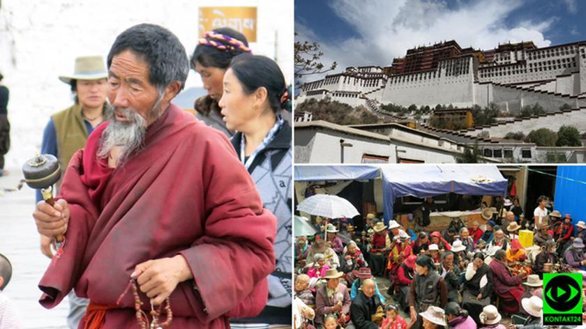 Pałac Dalajlamy i Tybet w pigułce. Niezwykła podróż Reporterki 24