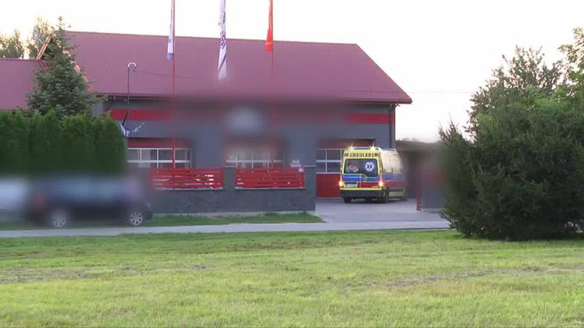 Tragiczny wypadek w miejscowości Zagórze k. Przysuchy