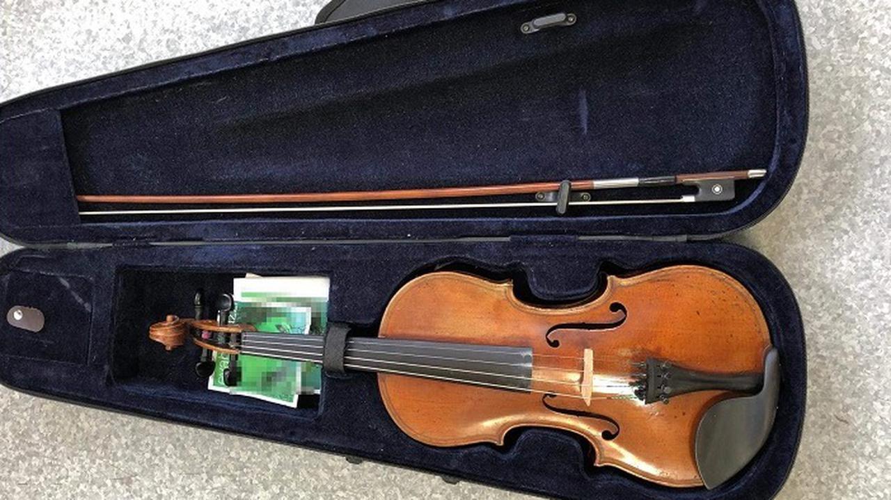 Przeszło 200-letnie skrzypce padły łupem złodzieja
