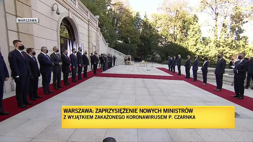 Premier Mateusz Morawiecki został powołany na ministra cyfryzacji