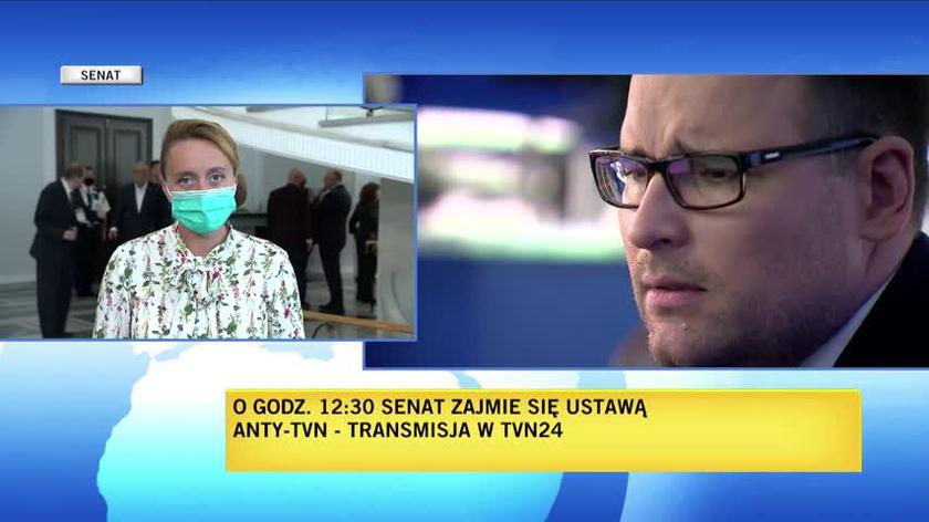 Senator PiS o poprawkach do ustawy anty-TVN