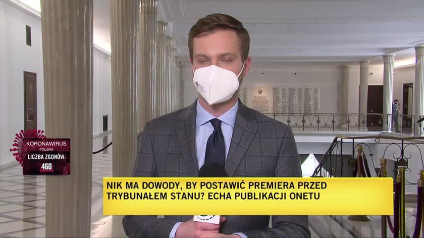 """""""To była totalna bzdura i to świadczy tylko o tym, że PiS traktuje Polskę jako swoją własność"""""""