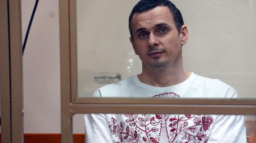 Ołeh Sencow został skazany na 20 lat kolonii karnej