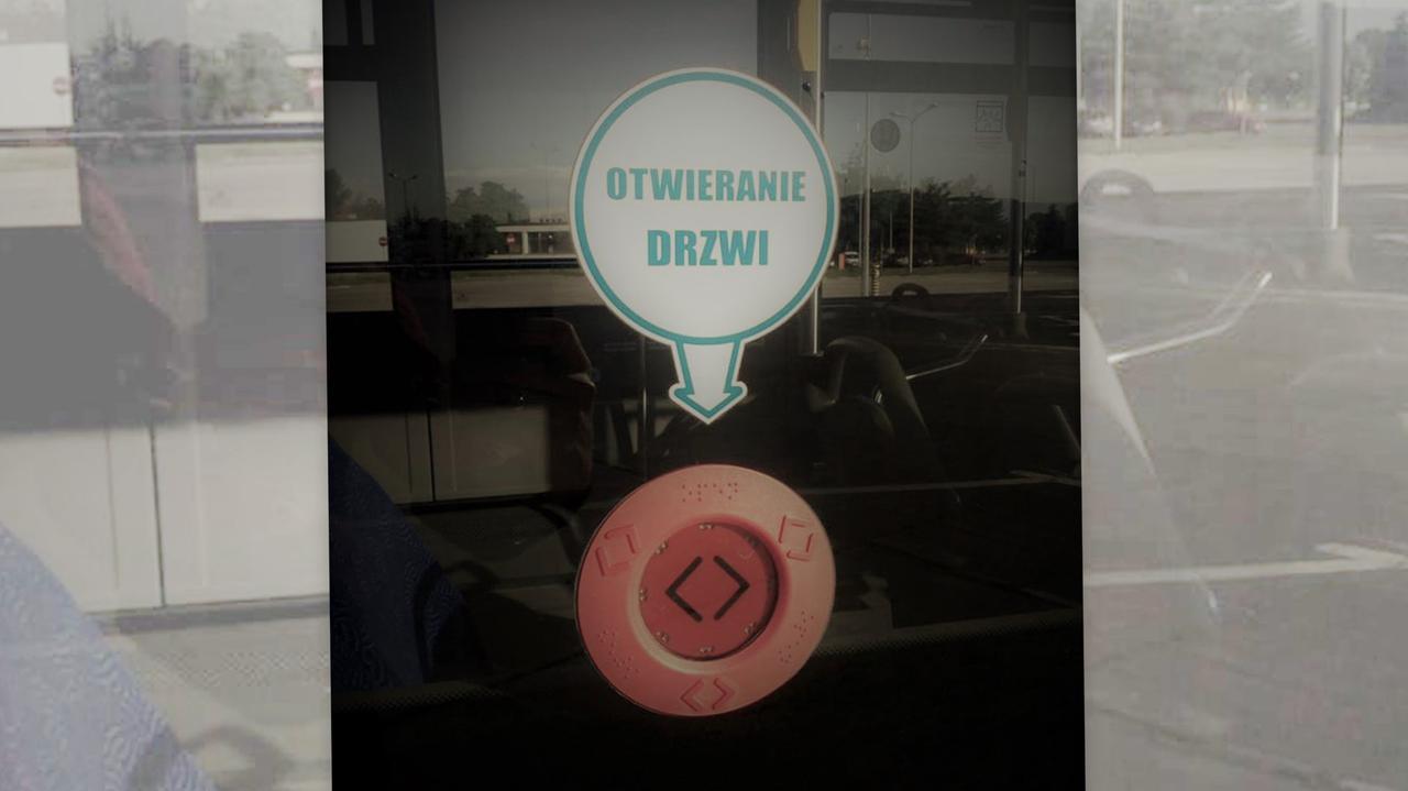 We Wrocławiu pasażerowie sami drzwi autobusu nie otworzą. Przez koronawirusa