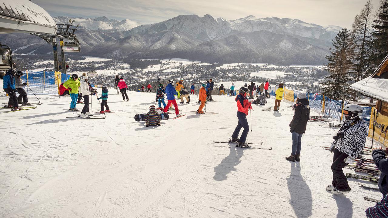 Apel WHO w sprawie sezonu narciarskiego