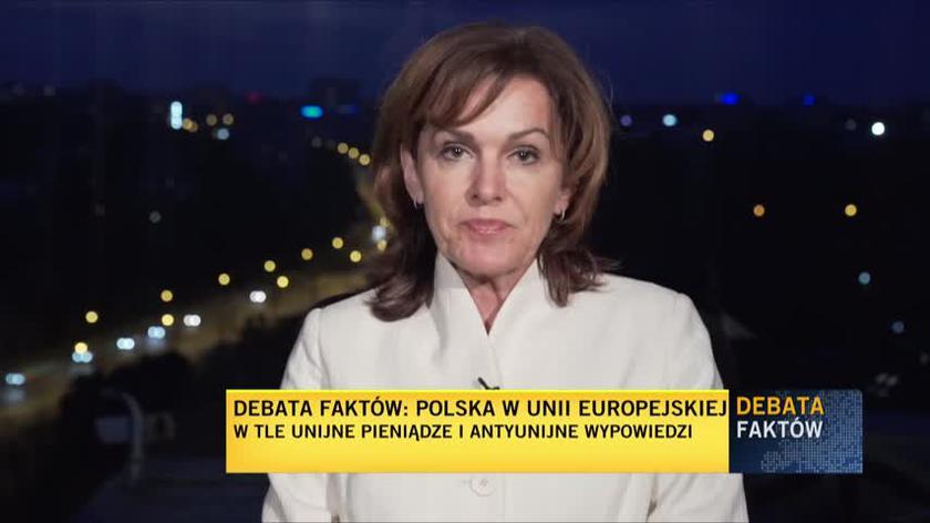 Morawska-Stanecka: to nie jest tak, że KE nie chce zatwierdzić KPO, bo Polska jest zbyt suwerenna