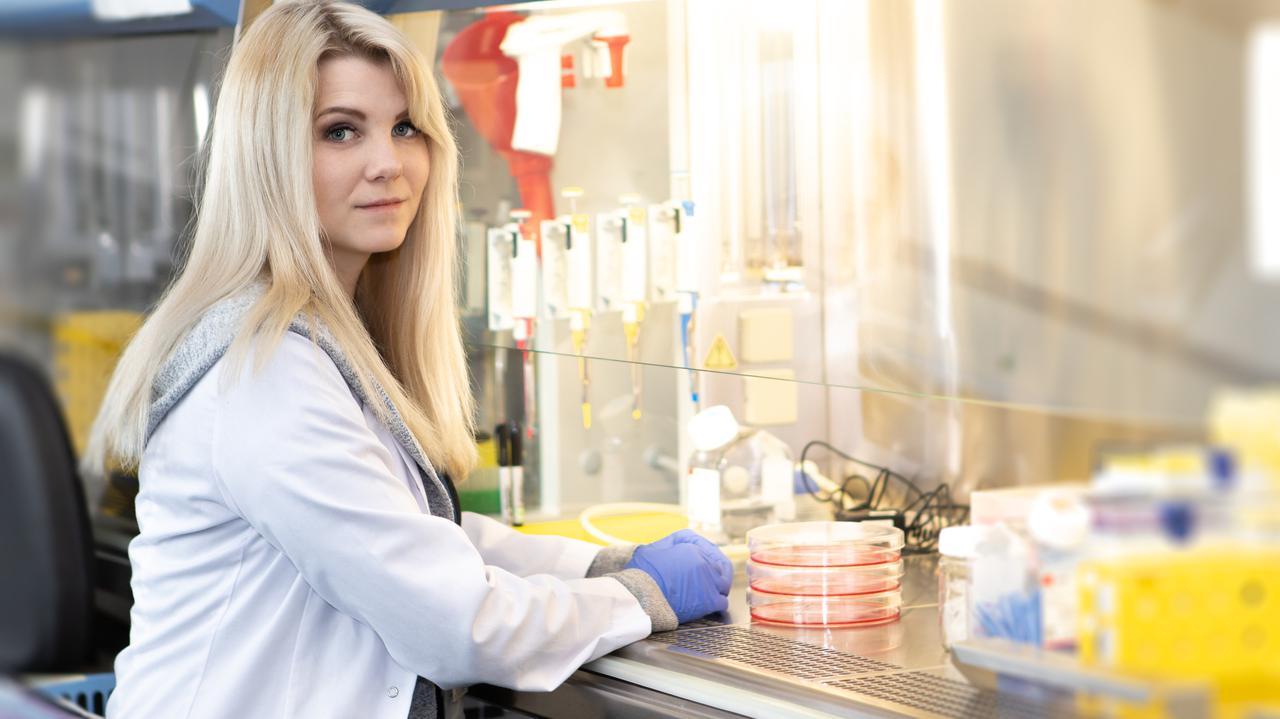 Pracuje nad lekiem na alzheimera, została laureatką międzynarodowej nagrody