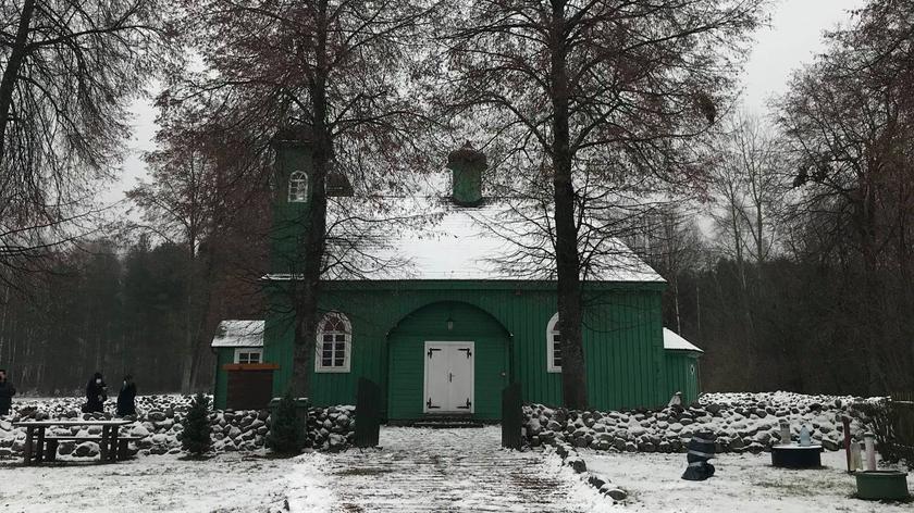 Zakończył się remont zabytkowego meczetu w Kruszynianach