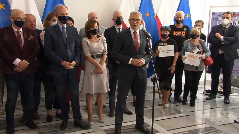 Jan Maria Jackowski: Będę głosował za przyjęciem wniosku o odrzucenie ustawy w całości