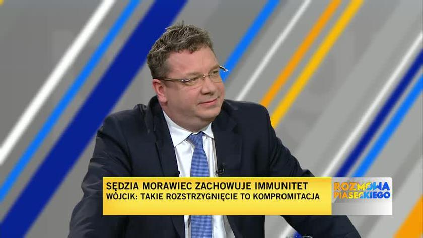Michał Wójcik o kopalni Turów