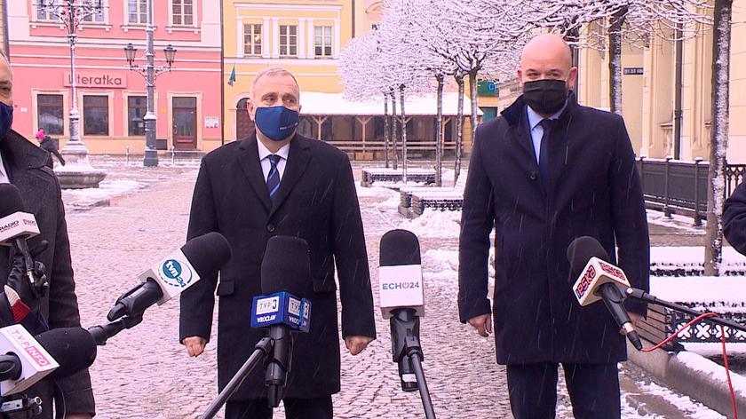 Prezydent Wrocławia Jacek Sutryk o nowym klubie w Radzie Miejskiej