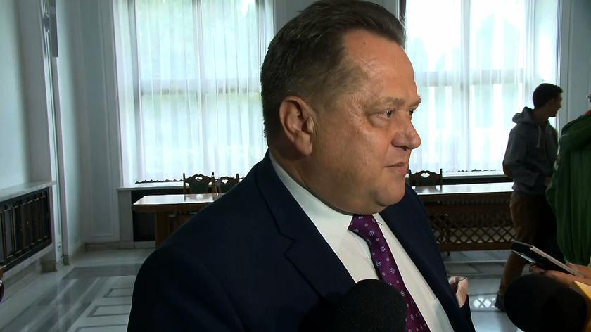 Zieliński (PiS): niczego się nie przestraszyliśmy