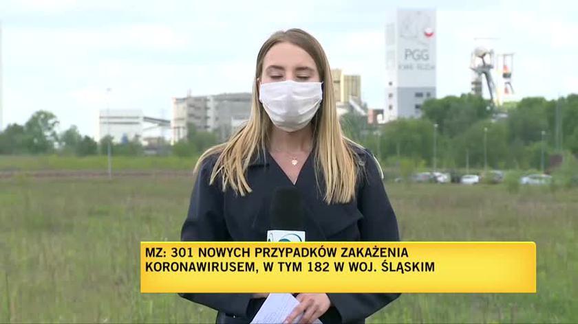 Bielszowice w Rudzie Śląskiej - szósta kopalnia zaczęła badania przesiewowe