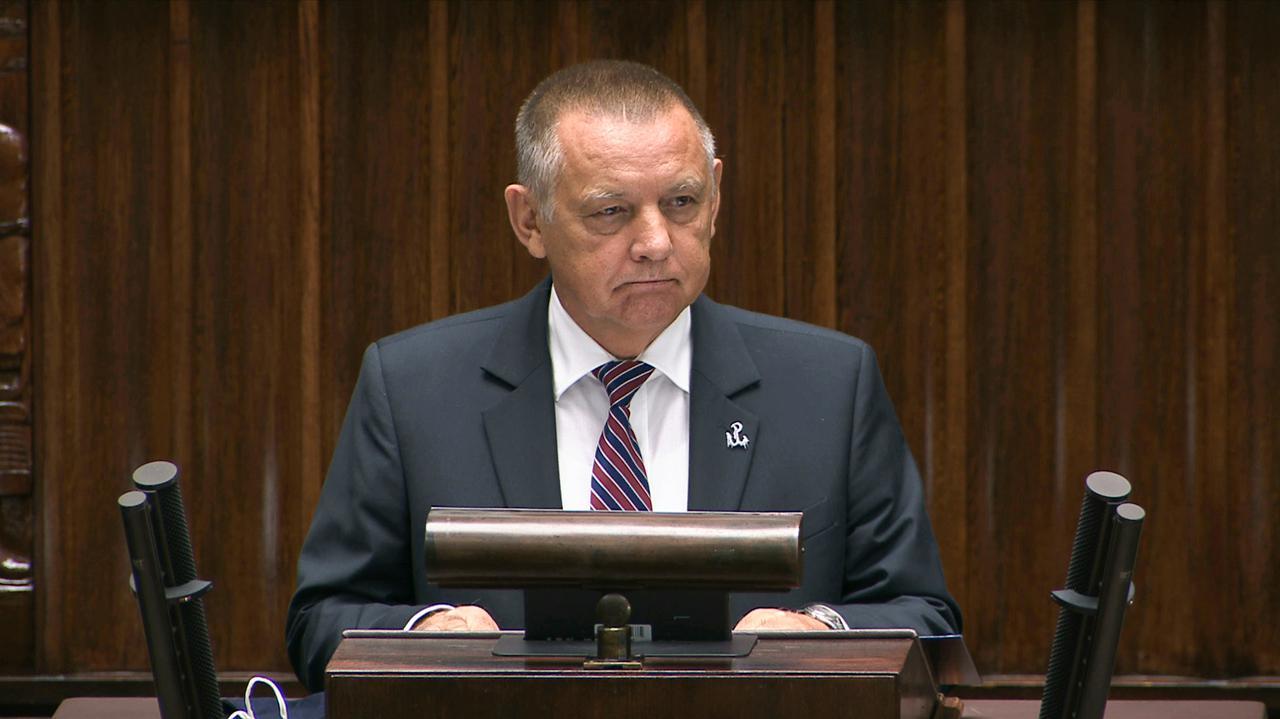 Posiedzenie Sejmu. Posłowie wysłuchają informacji szefa NIK Mariana Banasia o wyborach kopertowych