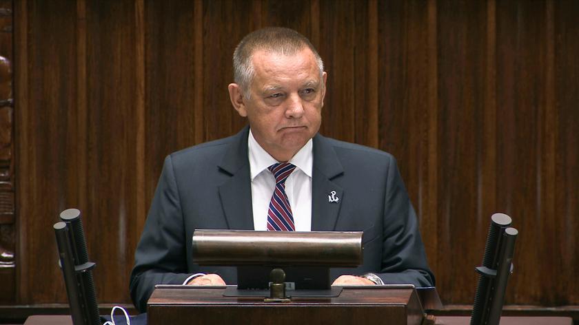 Banaś: premier Mateusz Morawiecki zdaniem kontrolerów przekroczył swoje uprawnienia
